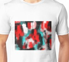 Back To Back - Abstract Painting Unisex T-Shirt