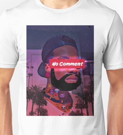 No Comment Unisex T-Shirt