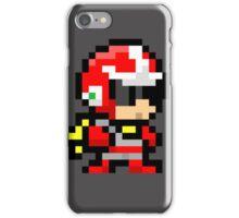 Proto man pixel art  iPhone Case/Skin