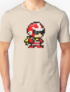 Proto man pixel art  Unisex T-Shirt