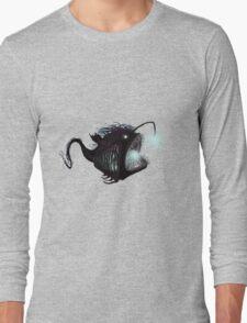 Deep sea angler - Diceratias nassa Long Sleeve T-Shirt