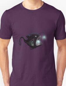 Deep sea angler - Diceratias nassa T-Shirt
