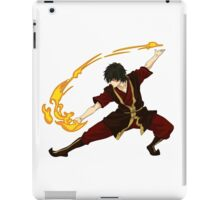 Avatar the Last Airbender - Zuko iPad Case/Skin