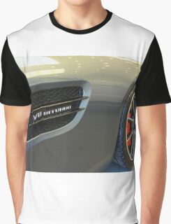 Mercedes-Benz GTS Graphic T-Shirt