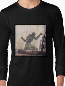 Statue Long Sleeve T-Shirt