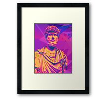 Forward or Bust Framed Print