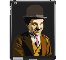 Mr.Charlie Chaplin iPad Case/Skin