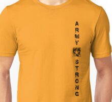 Army Strong Moto Unisex T-Shirt