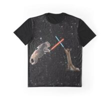 Star Wars the Koala strikes back Graphic T-Shirt