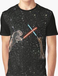 Star Wars the Koala strikes back Graphic T-Shirt