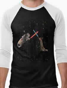 Star Wars the Koala strikes back Men's Baseball ¾ T-Shirt