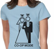 Co-Op Mode Womens Fitted T-Shirt
