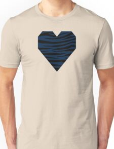 0479 Oxford Blue Tiger Unisex T-Shirt
