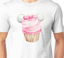 Minnie Cupcake Unisex T-Shirt