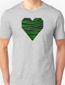 0481 Pakistan Green Tiger Unisex T-Shirt