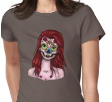 Calaveras: Kayleigh Womens Fitted T-Shirt