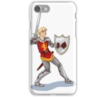 High King Peter iPhone Case/Skin
