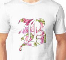 Floral Beartooth Design Unisex T-Shirt
