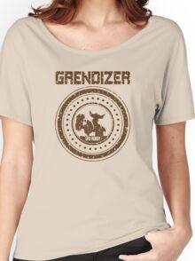 Grendizer UFO Robot Women's Relaxed Fit T-Shirt