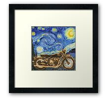 Vincent: Van Gough Framed Print