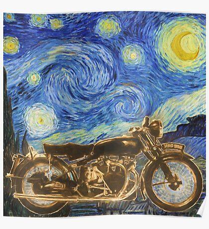 Vincent: Van Gough Poster