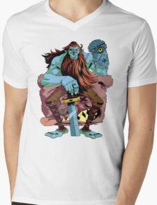 BILLYYYYYYYYYYYY Mens V-Neck T-Shirt