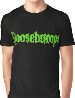 Goosebumps Movie Logo Graphic T-Shirt