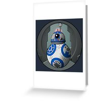 BB-D2 Greeting Card