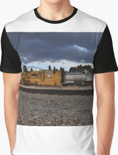 railway snowplow Graphic T-Shirt