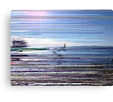 Pixel Nation Canvas Print