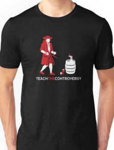 Beer Dowsing (Teach the Controversy) Unisex T-Shirt