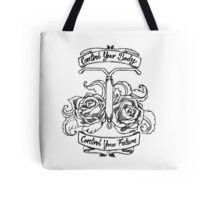 Control Your Body~IUD Tote Bag