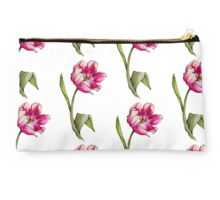 Watercolor Flower Studio Pouch