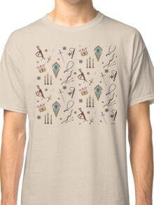 Swords & Shields & Maces, Oh My! Classic T-Shirt