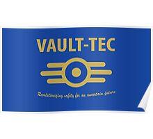 VAULT TEC 2 Poster
