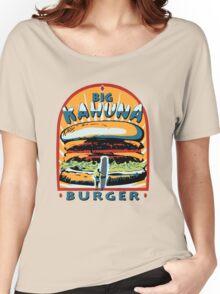 Big Kahuna Burger Fiction Women's Relaxed Fit T-Shirt
