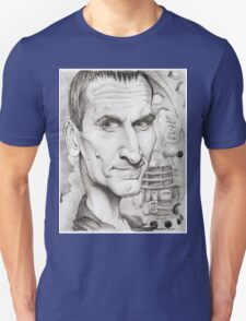 9th Doctor by Sheik T-Shirt