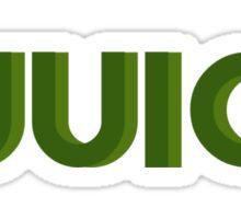 #juice Sticker