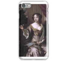 T00070_10, young lady,kingdom,evening  iPhone Case/Skin