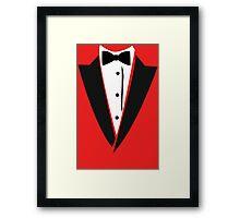 Hilarious Tuxedo Framed Print