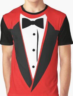 Hilarious Tuxedo Graphic T-Shirt