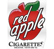 Red Apple Cigarettes Poster