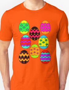 Easter Egg Collage T-Shirt