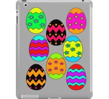Easter Egg Collage iPad Case/Skin