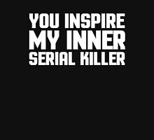 Inner Serial Killer Funny Quote Unisex T-Shirt