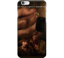 Desperate Souls  iPhone Case/Skin