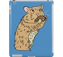 Hungry, Hungry Hamster iPad Case/Skin