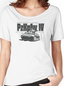 Panzer IV Women's Relaxed Fit T-Shirt