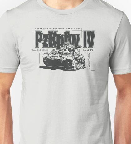 Panzer IV Unisex T-Shirt