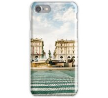 Rome Street Scene iPhone Case/Skin